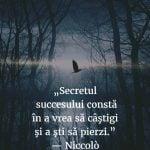 Citate Kruiser - Machiavelli
